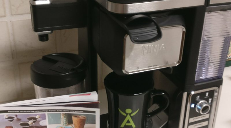 Ninja Coffee Maker Instructions : Ninja Coffee Bar Single-Serve System review! MCG TechTalk