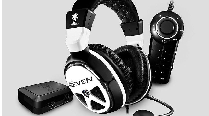 XP Seven headphones